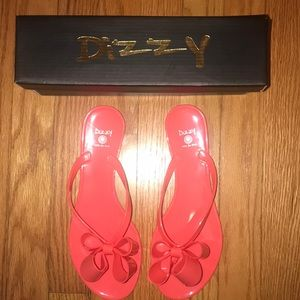 ✨New Hot🎀Pink Lounge Slides. Size 9